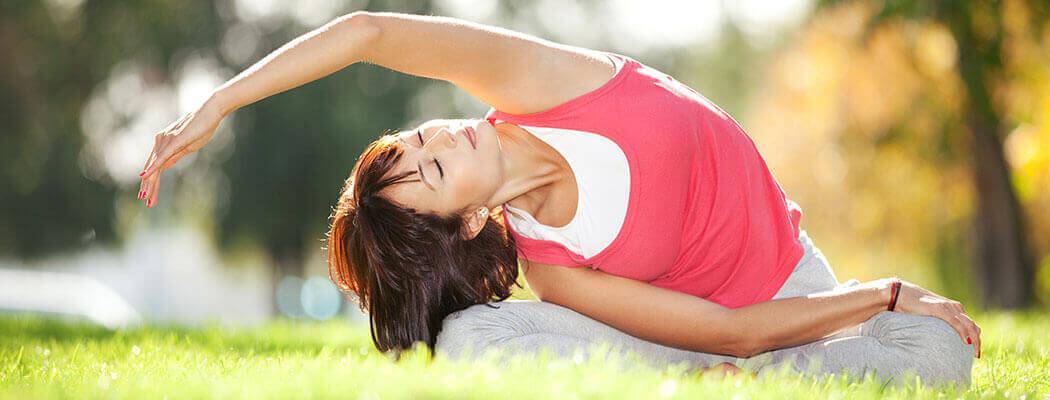 A Yoga como tratamento adjunto da infertilidade.