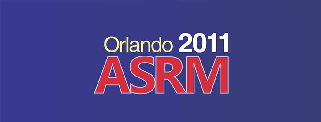 Relatório sobre a participação no Congresso Americano de Medicina Reprodutiva em novembro de 2011