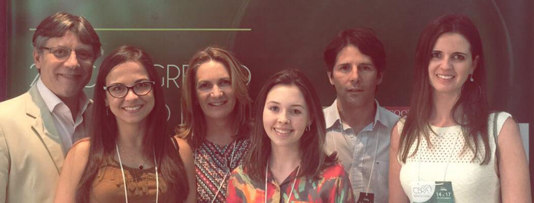 Equipe da Fecondare participa do Congresso Brasileiro de Reprodução Assistida