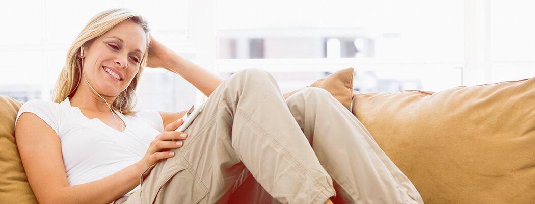 Ansiosa para engravidar? Relaxe!