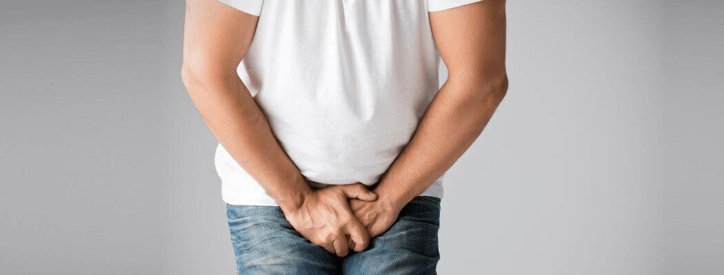 Você sente dor no testículo?
